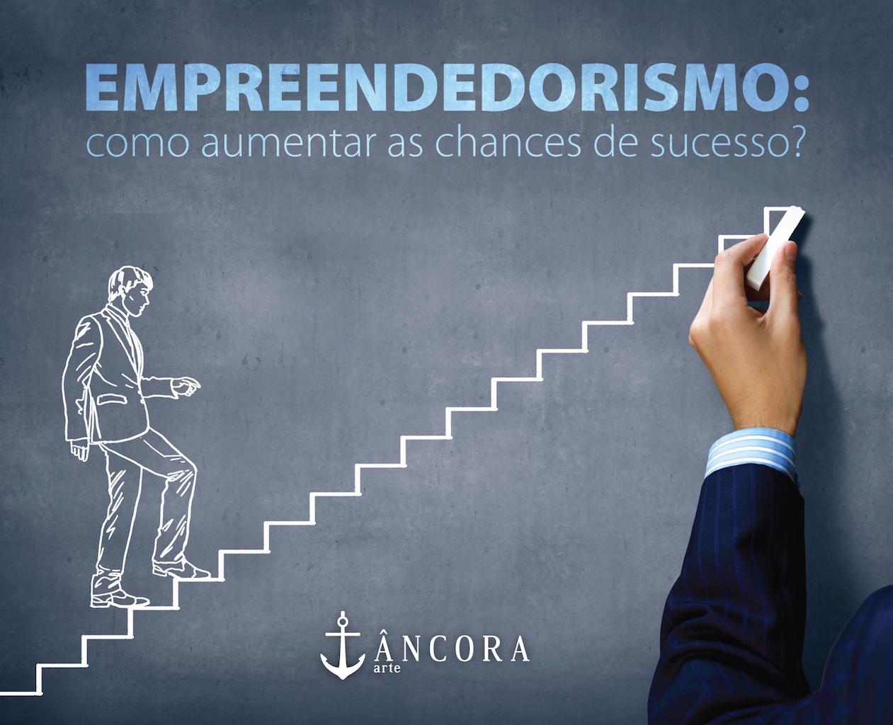 Empreendedorismo: como aumentar as chances de sucesso?