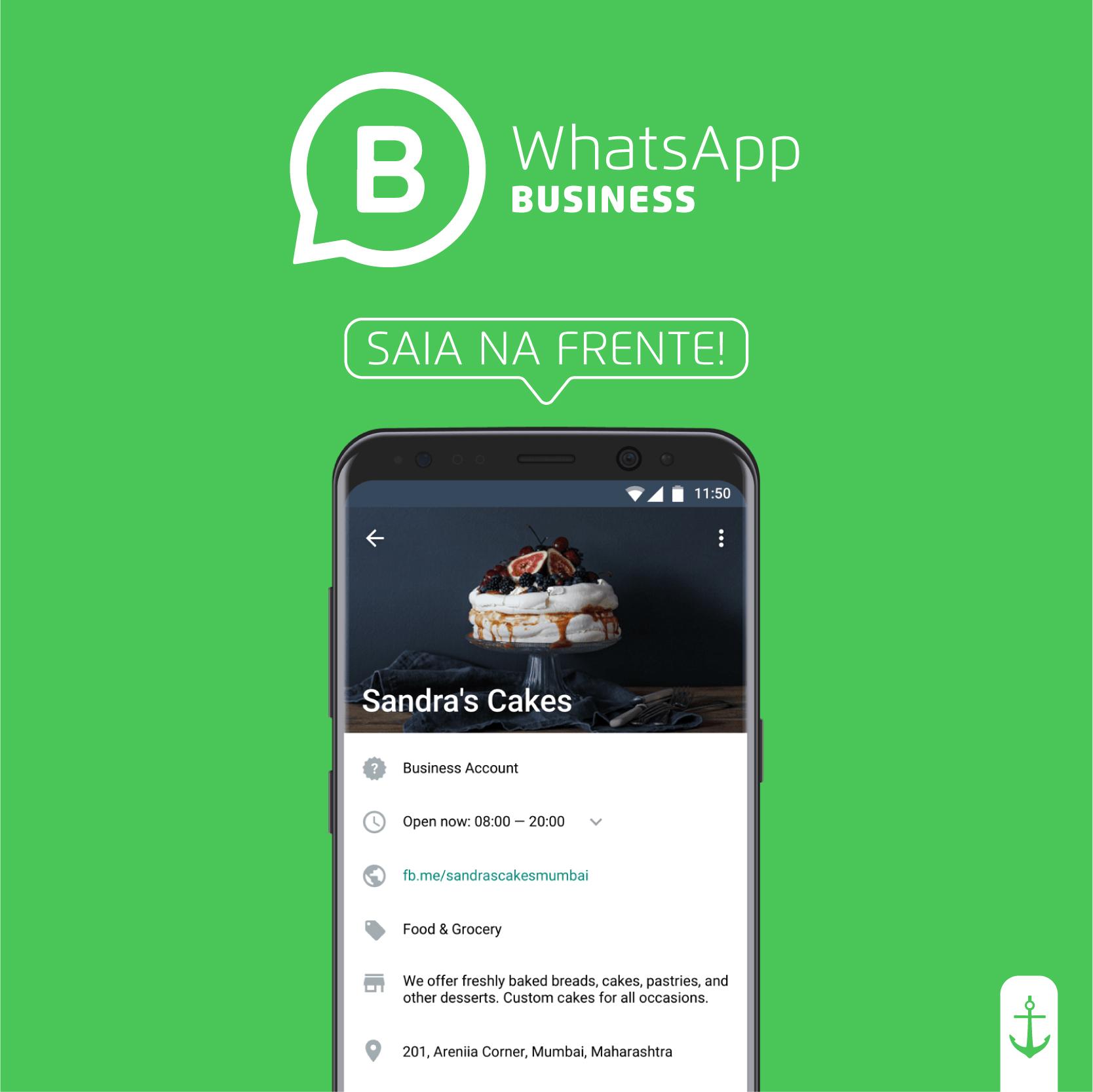 Utilize o WhatsApp Business para ampliar a lucratividade do seu negócio!